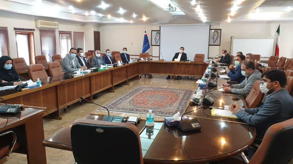 برگزاری اولین جلسه شورای مدیران معاونت توسعه مدیریت، منابع وامور استانها در سال جاری
