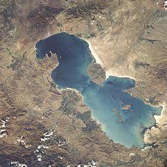 فراخوان از سرمایه گذاران برای بهره برداری از املاح نمک دریاچه ارومیه